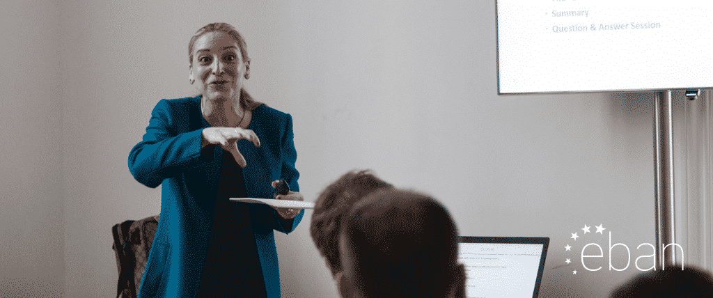 Audra Shallal, Board Member at NFBAN – Nordic Female Business Angel Network